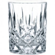 Noblesse Lead-Free Crystal Whiskey Tumblers, Set Of 4