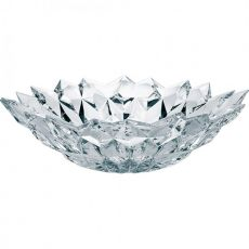 Quartz Lead-Free Crystal Bowl, 32cm
