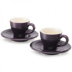 Espresso Cup & Saucer, Set of Of 2
