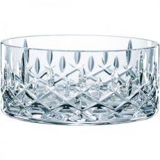 Noblesse Set Of 2 Lead-Free Crystal Bowls, 18cm