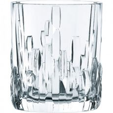 Shu Fa Lead-Free Crystal Whiskey Glasses, Set Of 4