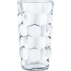 Bubbles Lead-Free Crystal Longdrink Tumblers, Set Of 4