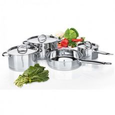 Stainless Steel Cookware Set, 7pc