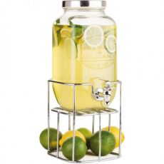 Olde English Beverage Dispenser & Stand, 3.5 Litre