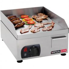 Electric Flat Top Grill, 40cm
