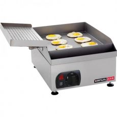 Flat Top Electric Egg Griller, 40cm