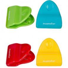 Mini Bag Clips, Set Of 4