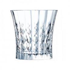 Lady Diamond Whiskey Glasses, Set of 6