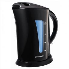 Black Cordless Kettle, 1.7 Litre