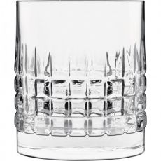 Mixology Charme 380ml Whiskey Glasses, Set Of 4
