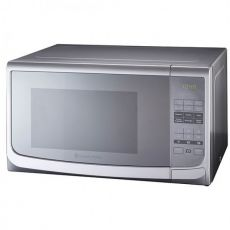 Silver Finish Electric Microwave Oven, 28 Litre