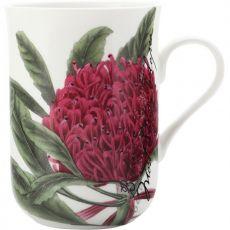 Cashmere Royal Botanic Garden Mug, Telopea