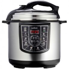 Electric Pressure Cooker, 6 Litre