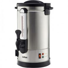 Brushed Stainless Steel Urn, 8 Litre