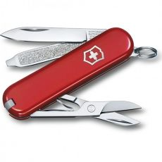 Classic SD Pocket Knife, Red