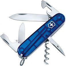 Spartan Pocket Knife, Transparent Blue