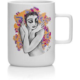 Pop Art Mug, Flutter