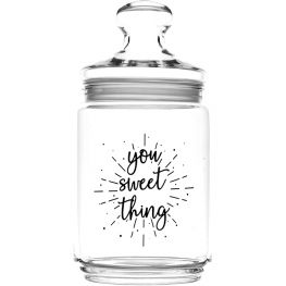 Sweet Thing Glass Sweet Canister, 1 Litre