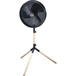 Black Tripod Pedestal Fan