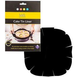 Reusable Non-Stick Round Cake Tin Liner