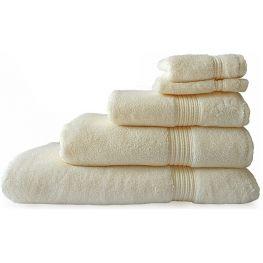 Imperial Luxury Towel, Cream
