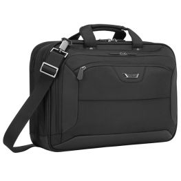 Corporate Traveller 15.6 Inch Topload & FS Laptop Case, Black
