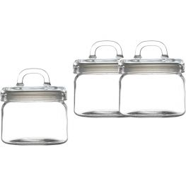 Refresh 750ml Canisters, Set Of 3