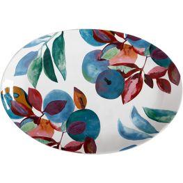 Samba Oval Platter, 40cm