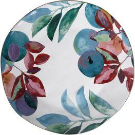 Samba Round Platter, 35cm