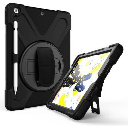 "Armour Jack Case, Stand & Strap For Apple iPad 10.2"" 2019"