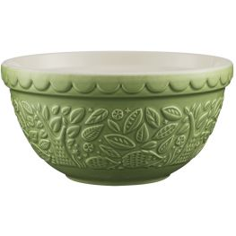 In The Forest Green Mixing Bowl, 21cm