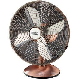 Copper Desk Fan