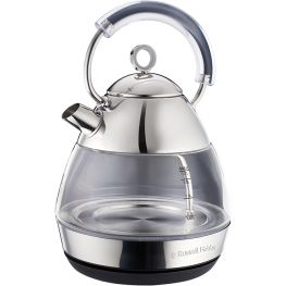 Pyramid Glass Kettle, 1.7 Litre