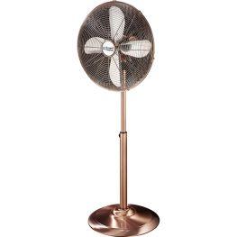 Copper Pedestal Fan