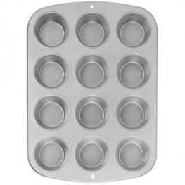 Recipe Right 12 Cup Mini Muffin Pan