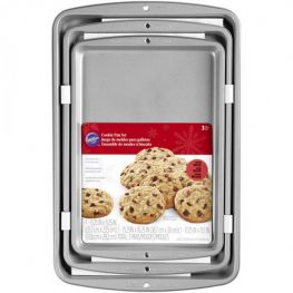 Recipe Right Cookie Sheet Set, 3pc
