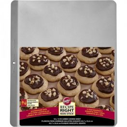 Recipe Right Non-Stick Air Insulated Cookie Sheet, 46cm