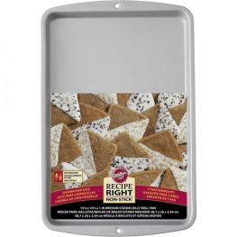Recipe Right Non-Stick Air Insulated Cookie Sheet, 39cm