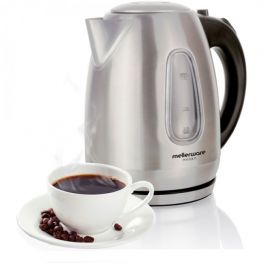 Milan Concealed Stainless Steel Kettle, 1.7 Litre