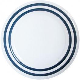 Melamine Side Plate, Nautical, 20cm