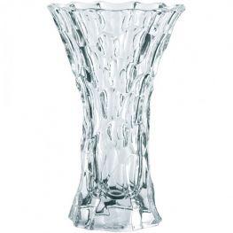 Sphere Lead-Free Crystal Vase, 28cm