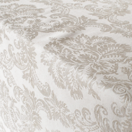 Earth Collection Damask Tablecloth, Square