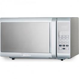 Digital Microwave Oven, 28 Litre, Silver