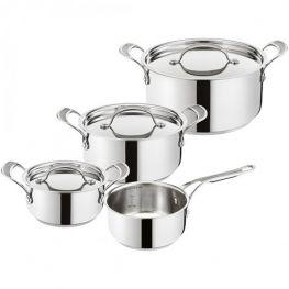 Tefal Premium Wave Cookware Set, 7pc