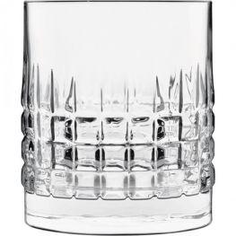 Mixology Charme 380ml Whiskey Glasses, Set Of 4