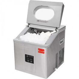 SnoMaster 15kg Portable Automatic Ice Maker