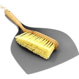 Bamboo Brush And Duster Set