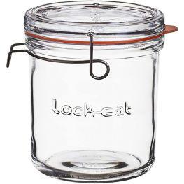 Lock-Eat Food Jar