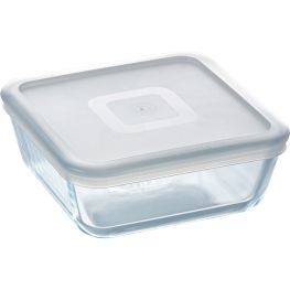 Cook & Freeze Square Dish With Lid