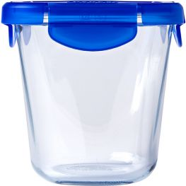Cook & Go High Salad Container With Lock Lid, 800ml